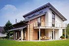 China Australia Standard Luxury Prefab Steel Structure Villa / Prefab Modular House factory