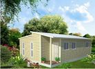 China Construction Prefabricated Granny Flat Homes , New Bungalow Style Homes factory