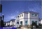 China European Style Prefabricated Villa / High Quality Light Steel Fame House factory