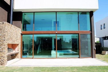 China Luxury Prefab Steel Houses Prefabricated Smart House AS / NZS , CE Standard distributor